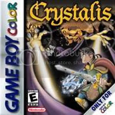 A remake of a NES game Top 10 GameBoy Color games for 3DS Virtual Console eShop Top 10 GameBoy Color games for 3DS Virtual Console eShop CrystalisBox