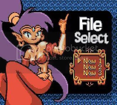 A genie on GBC Top 10 GameBoy Color games for 3DS Virtual Console eShop Top 10 GameBoy Color games for 3DS Virtual Console eShop ShantaeScreen
