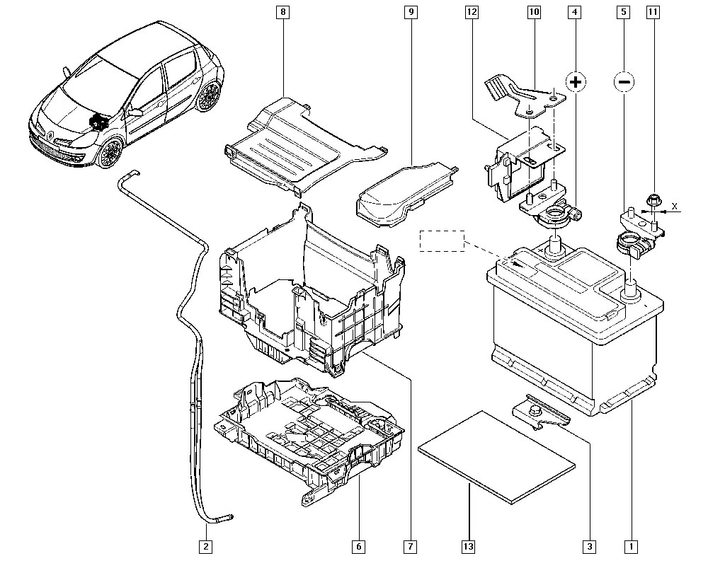 Schemi Elettrici Renault: Renault twingo wiring diagrams