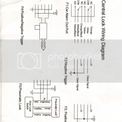 Pajero Electrical Wiring Diagram 2006 Gmc Yukon Stereo Central Locking Auto Related With