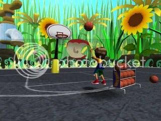 Basketball 3-point Shooting