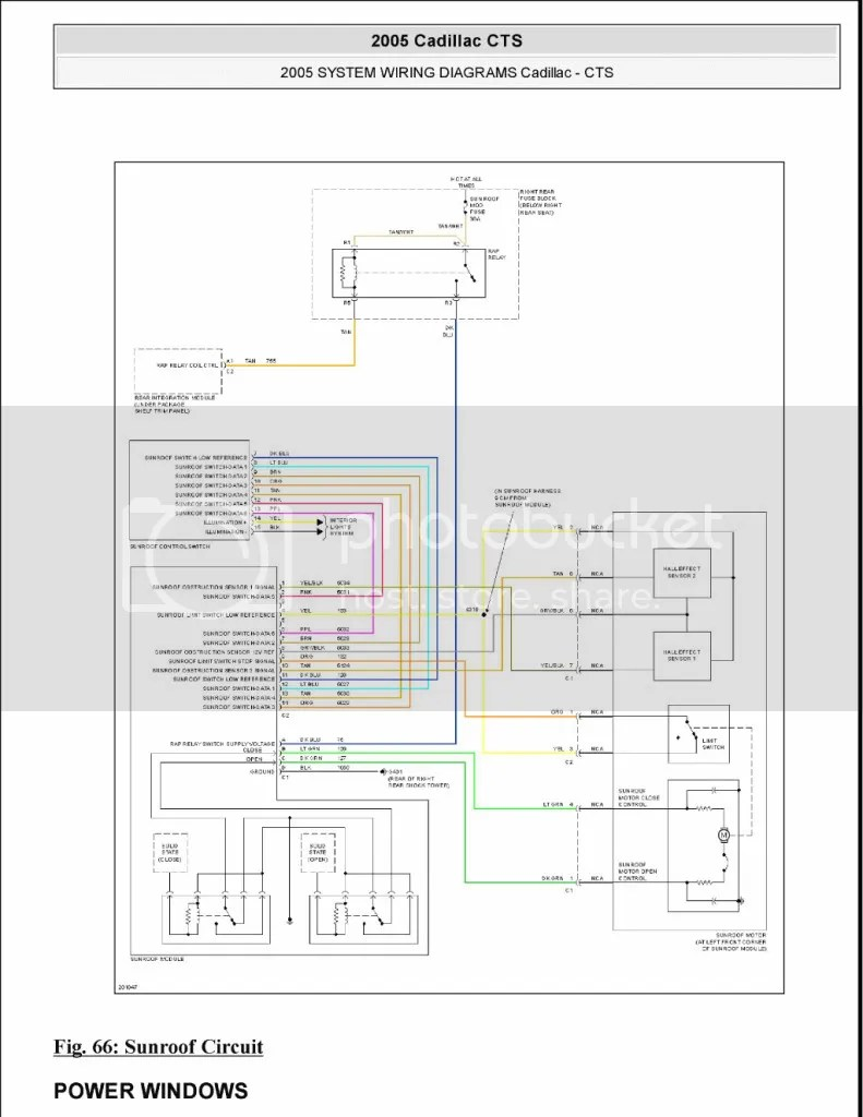 medium resolution of 2006 cadillac sts sunroof wiring diagram wiring diagram centre2006 cadillac sts sunroof wiring diagram