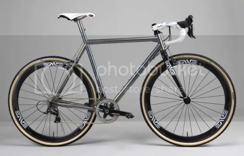 Firefly Embrocation Cyclocross bike