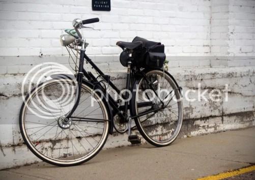 The Herringbone Tweed Ride Burlington VT