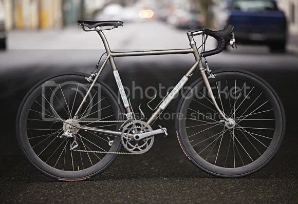 Vanilla Bicycles Road Bike