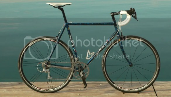 Van Tuyl Columbus Max road bike