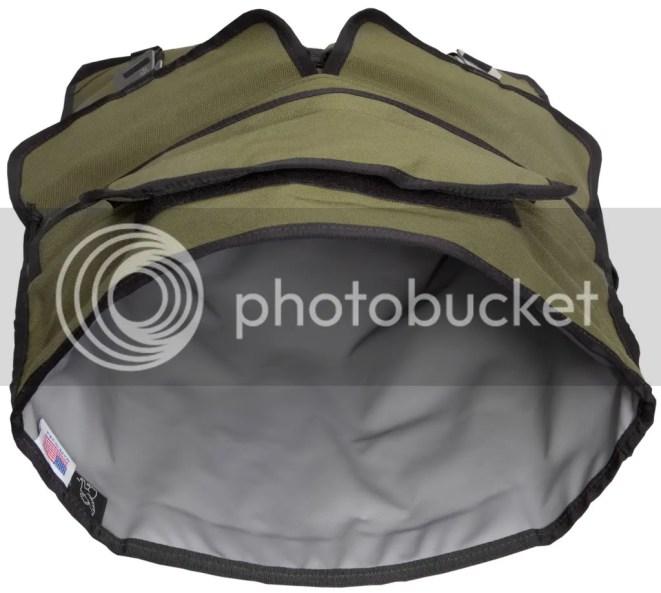 Chrome Lieutenant rolltop bag