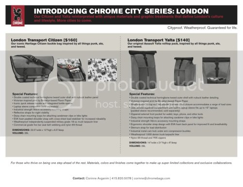 chrome city series