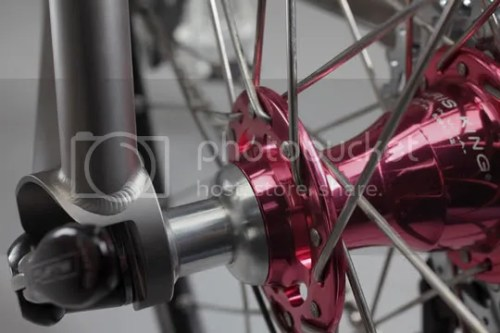 moots rapha continental road bike