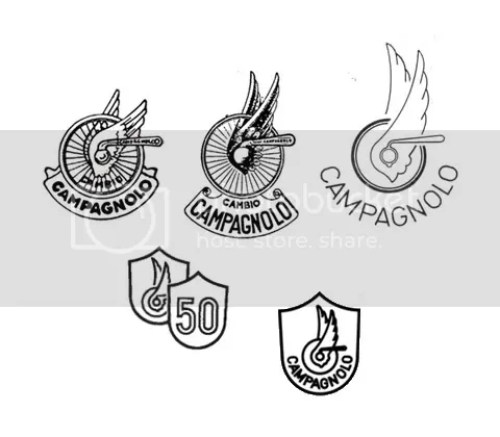 Campagnolo Logo Evolution
