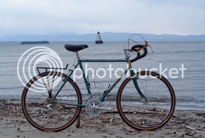raleigh portage 650b touring bike