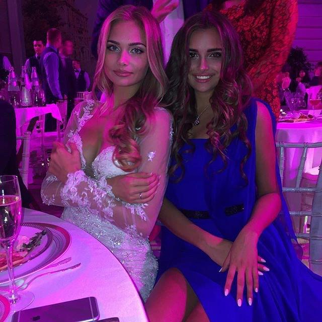 Антон петров и лиза брыксина фото свадьбы