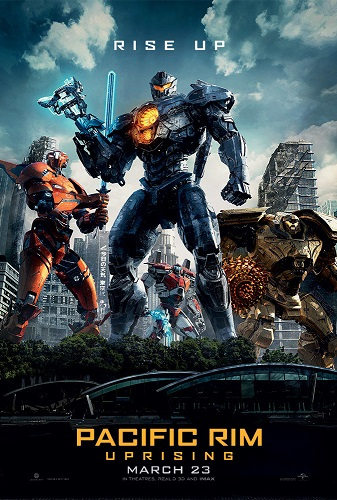 Pacific Rim 2 Uprising 2018 HDRip XviD AC3-EVO