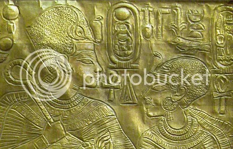 Ancient Egyptian Gold/Art