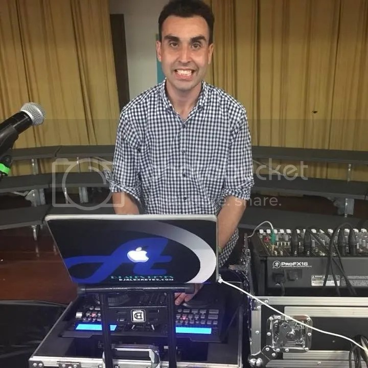 photo DJ Alex Reyes in action at a school dance located in San Leandro_zpsmxos1jhp.jpg