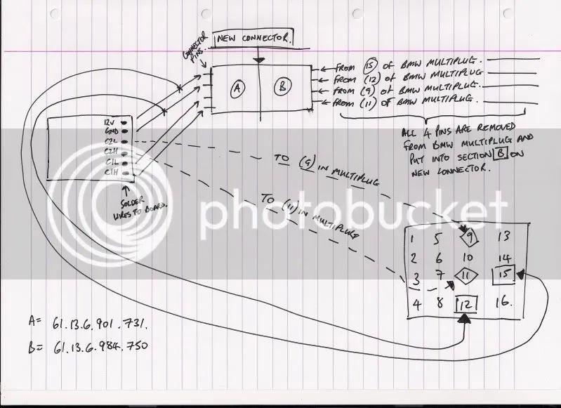 2011 bmw idrive wiring diagram