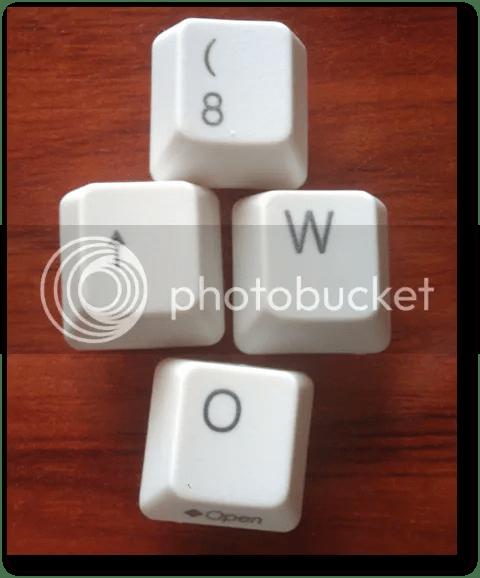 cómo dejar reluciente el teclado de un ordenador