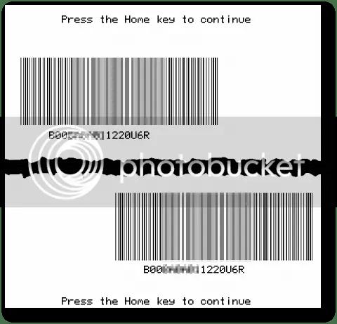 cómo generar un código de barras con la identificación del amazon kindle