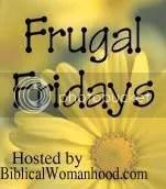 Frugal Fridays