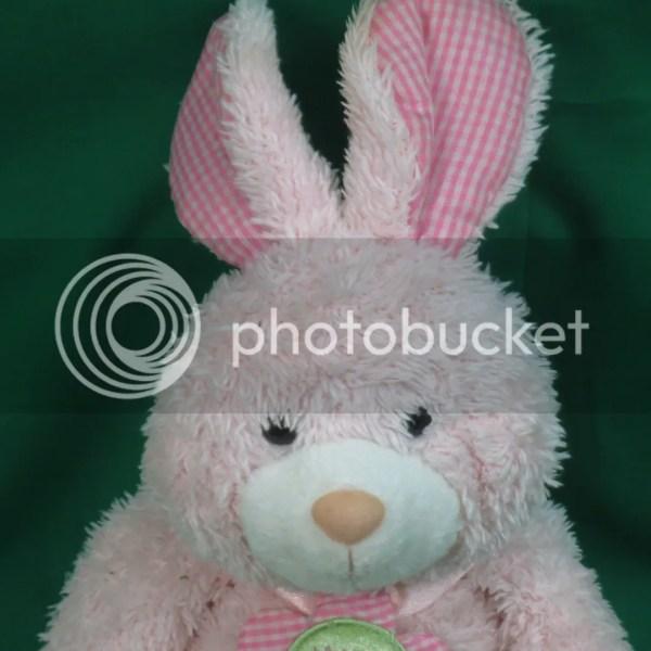 Pink Easter Bunny Stuffed Animals