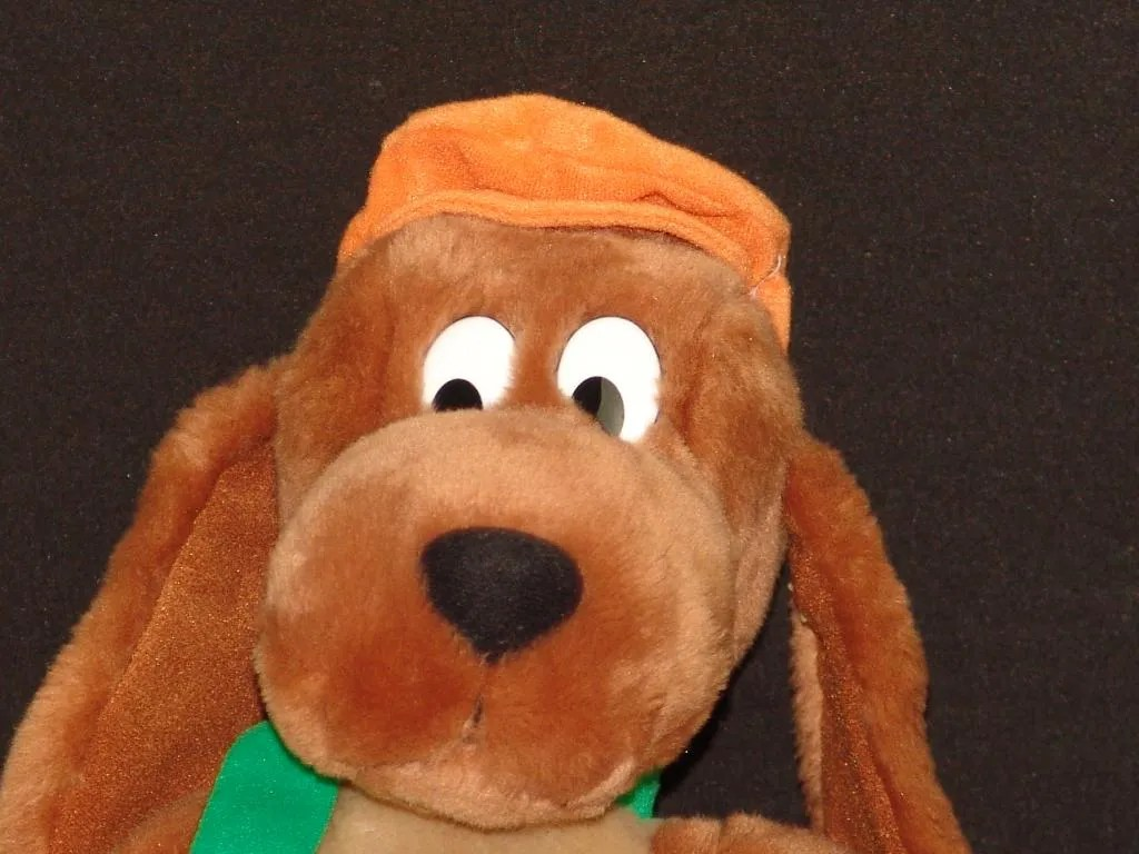 Dr Seuss Book Go Dog Go Plush Brown Puppy Toy Big Stuffed