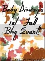 Baby Dickey blog