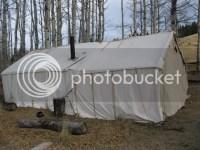 Norseman Wall Tents & 14x16x5u0027 Norseman Wall Tent