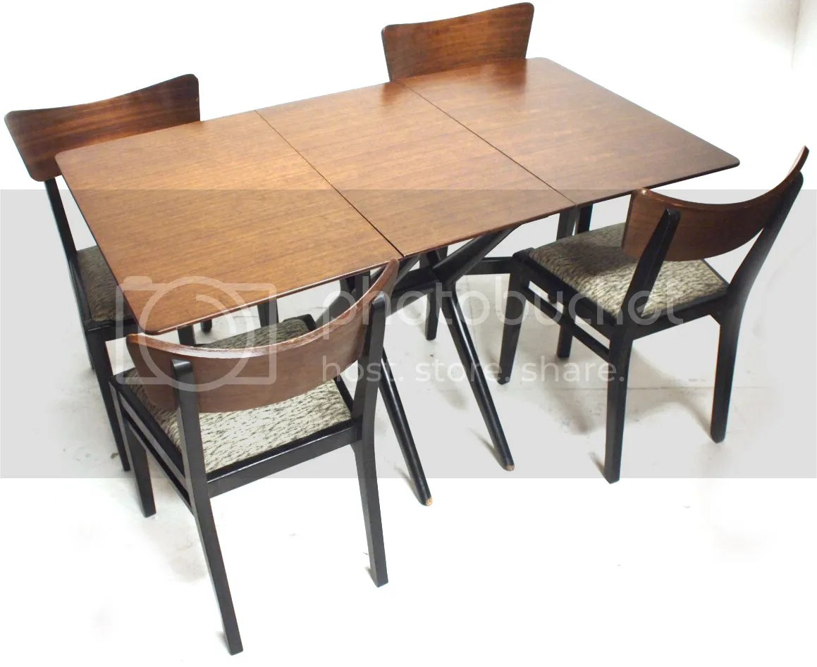 50s Table And Chairs Vintage 50s Teak G Plan E Gomme Drop Leaf Dining Table