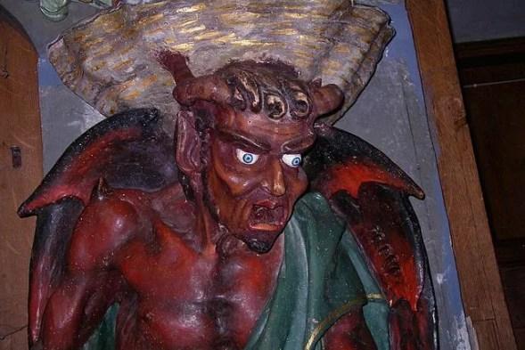 Resultado de imagen de Rennes-le-Château diablo