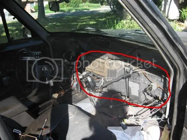 Comanche Blower Switch Wiring Hvac Operation And Problems Jeep Cherokee Forum