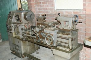 5hp 415v 3 phase lathe runs on single phase 240v and NO RPC