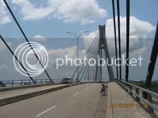 jembatan barelang yg gagah dan kokoh...