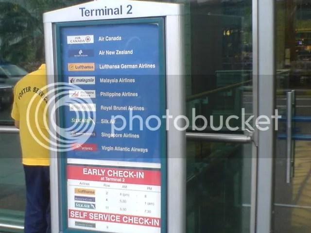 terminal 2 changi