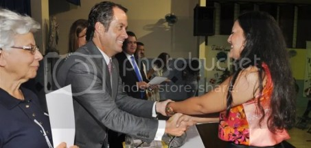 Juan Carlos Escotet Rodríguez - Graduation Ceremony