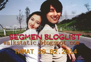 Segmen BLOGLIST walkstatic blogspot.com