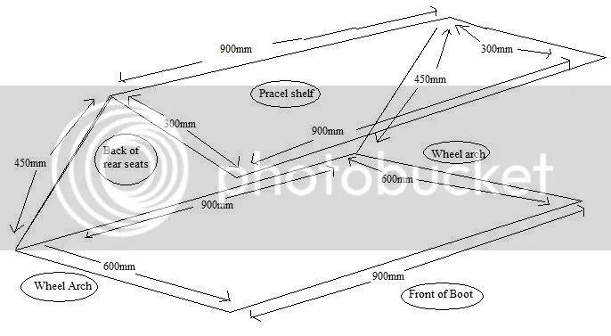 boot dimensions/measurements