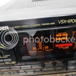 Pioneer Radio Manual Remote Start Car Alarm Wiring Diagram Vsx 9700s Audio Video Stereo Receiver Tuner W