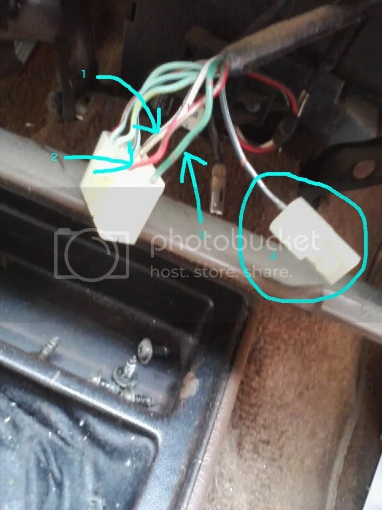 Toyota 4runner Radio Wiring Diagram