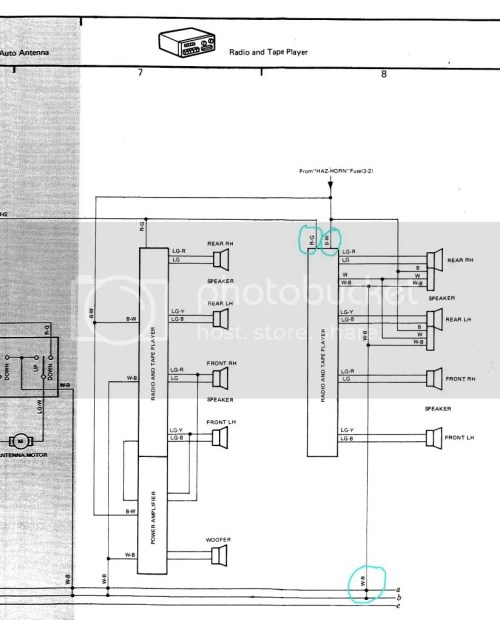 small resolution of 1995 toyota 4runner radio wiring diagram wiring diagram completed 1995 toyota 4runner wiring harness wiring diagram