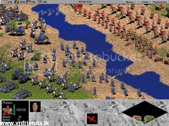 Age of Empires 1.0