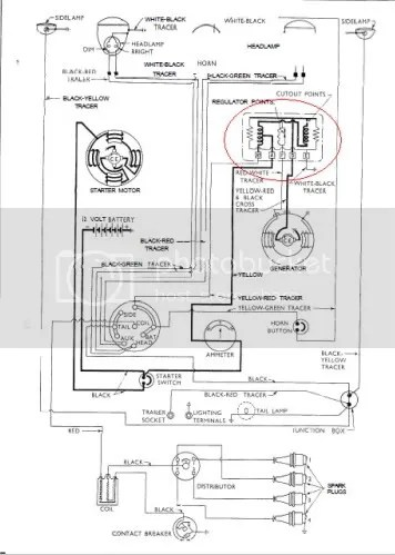 related with fordson dexta diesel tractor wiring diagram