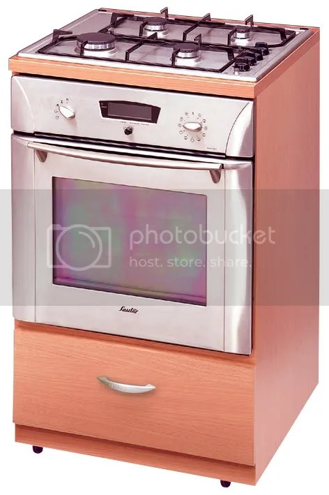 DIY (Do It Yourself) Kitchen Mobile Cabinet For Stove And Oven