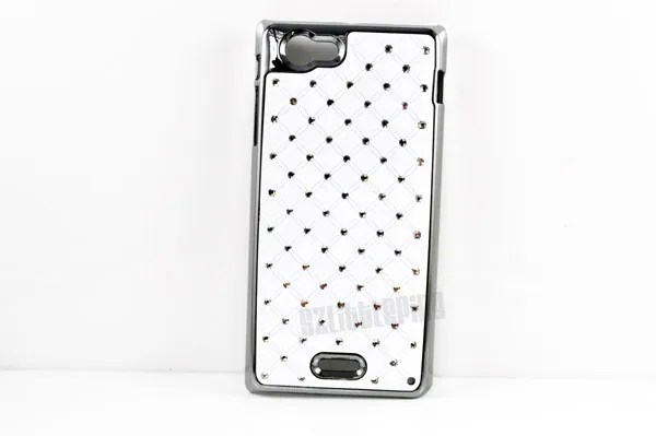 Popular Hard CrystaL Phone Bling Case Cover For Sony