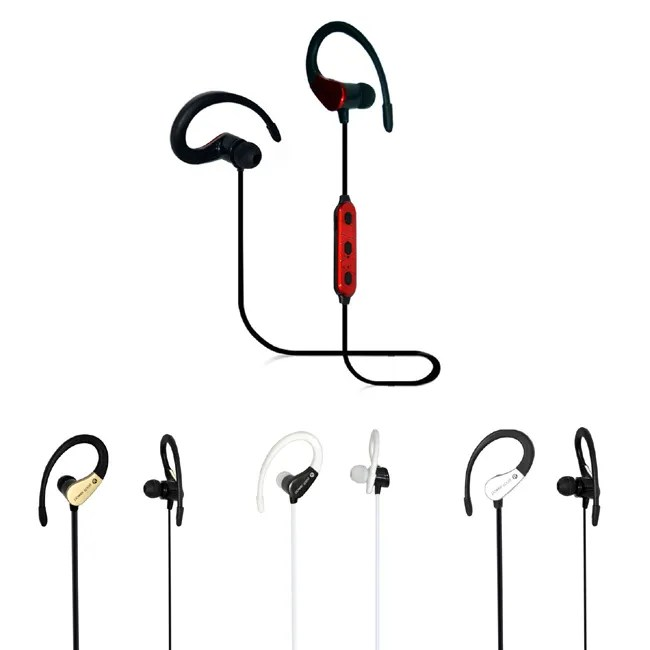 Bluetooth Headset In-Ear Earbuds Headphones with Mic for