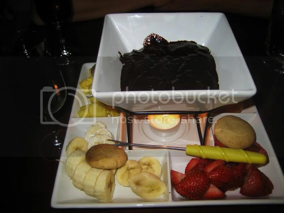 V-Note Chocolate Fondue