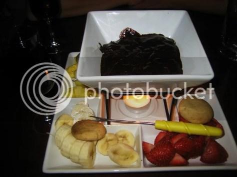 V-Note Chocolate Fondue
