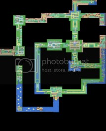 Pokemon Fire Red Map