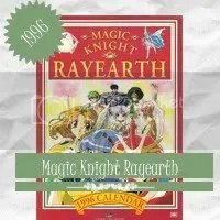 Magic Knight Rayearth 1996