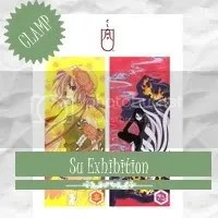 CLAMP Su Exhibition