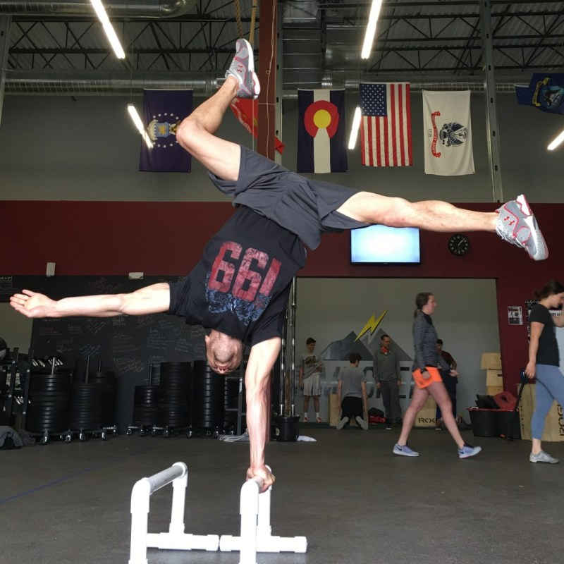 The future of CrossFit and gymnastics